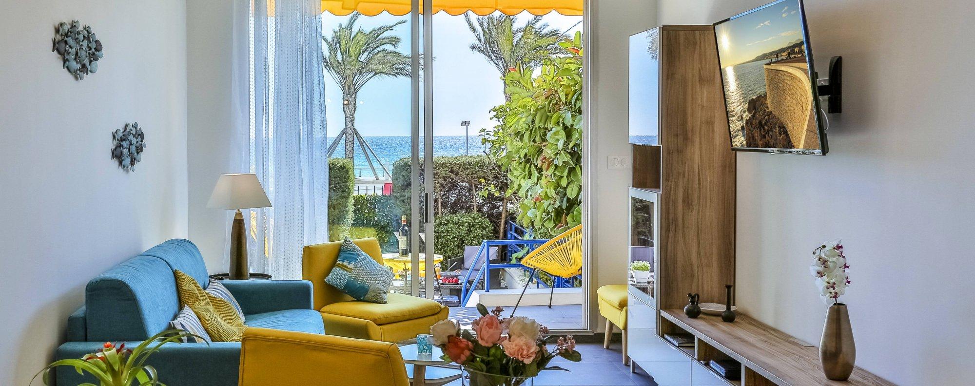 Location De Vacances Sur La Côte Du0027Azur : Appartements Et Villas à Louer.