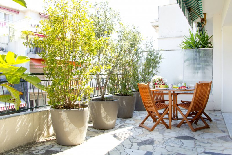 AUNE - Superbe appartement - Grande terrasse - Parking