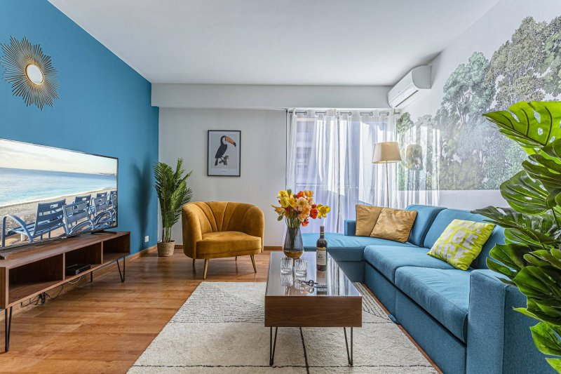 AMIRAL - Spacious & Design Apartment - 6 people