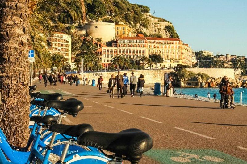 BUNICO 1 · Vieux-Nice · Studio refait à neuf